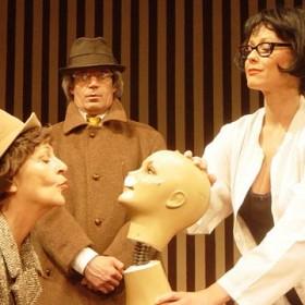 """""""Margarete Hamm, Klaus Nicola Holderbaum, Debora Weigert, Loriots dramatische Werke"""" 2009, Tribüne"""