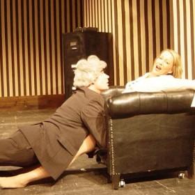 """""""Nicola Holderbaum, Debora Weigert, Loriots dramatische Werke"""" 2009, Tribüne"""