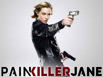 PAINKILLER JANE -- Pictured: Kristanna Loken as Jane Vasko -- SCI FI Channel Photo: Miranda Penn Turin